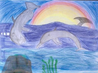 wal delfin