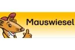"""Logo der Internetseite """"Mauswiesel""""."""