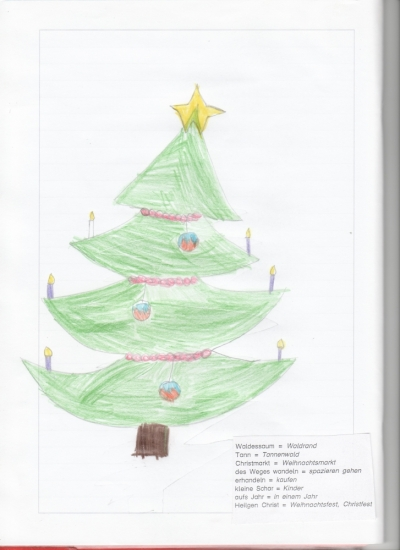 Tannenbaum Gedicht.Weihnachtsgeschichten Gedichte Primolo De