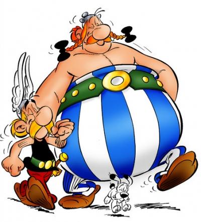 Asterix pikten