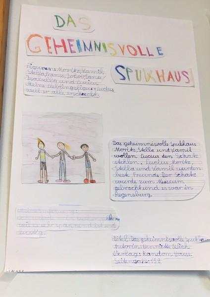 Deutsch Arbeitsmaterialien Buchvorstellung 4teachers De 11
