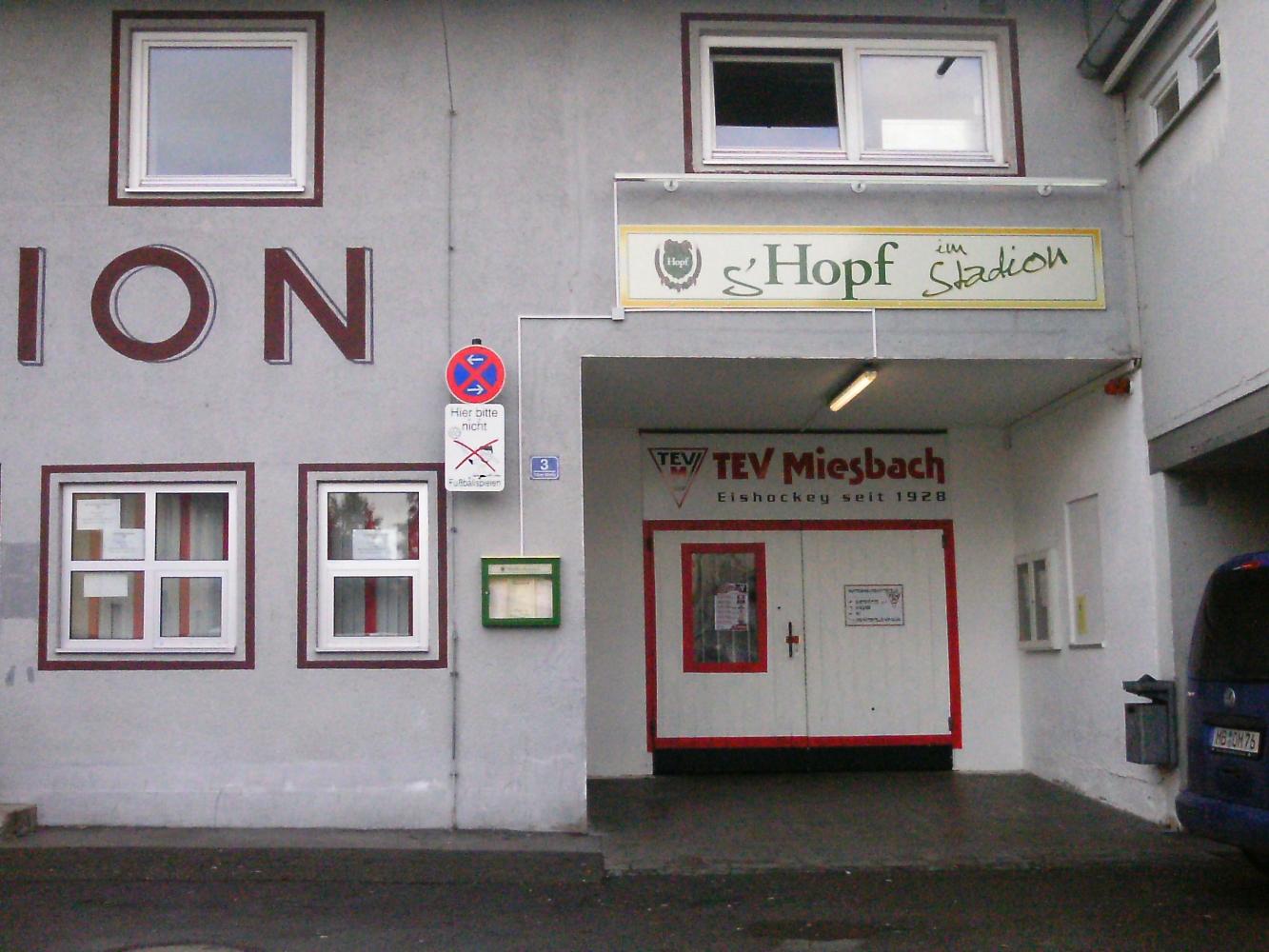 Miesbach Eisstadion